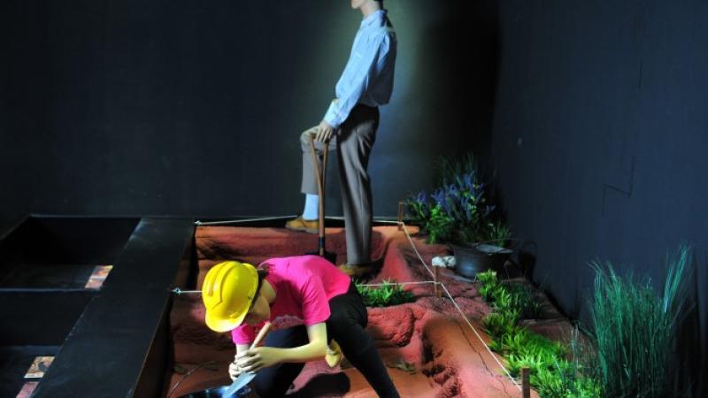 Prospección arqueológica